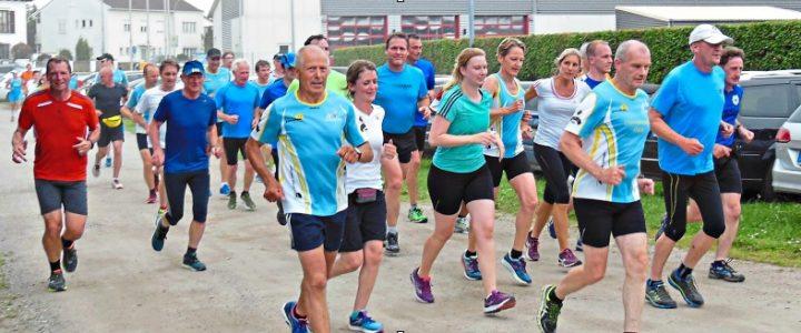 Sportliche Verbindung: 22. Karl-Weinberger-Karl-Sagerer-Gedächtnislauf