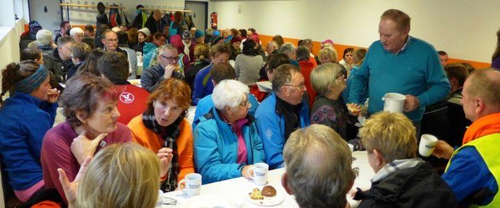 Über 160 Teilnehmer beim 49. Silvesterlauf der TSV-Männersportler